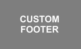 Модуль Custom Footer на Opencart 2