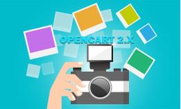Модуль Фотогалерея Opencart 2.x