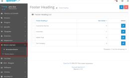 Модуль Развернутое меню в футере на Opencart 2