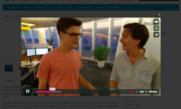 Модуль Видео товара для Opencart 2